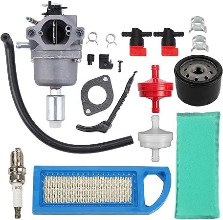 Amazon.com: Trustsheer Carburador con filtro de aceite de ...