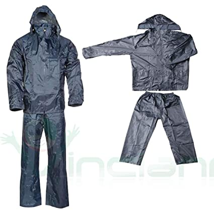 Chaqueta + pantalón resistente al agua lluvia Moto Completo ...