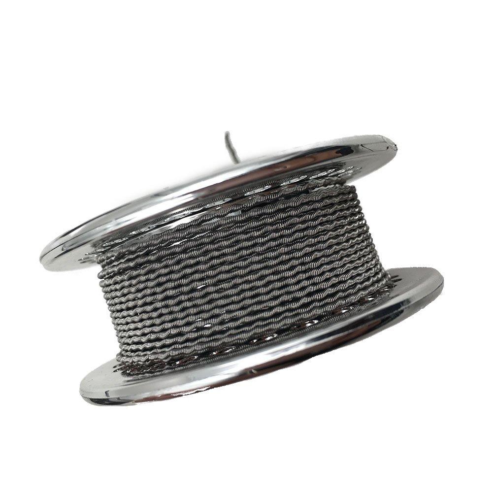 Fusing Clapton hitzebeständig, Atemto DIY Heizung Coil Wire 15 ...