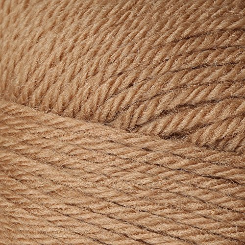 - Plymouth Yarn Galway Worsted - Beige (155)