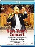 Tchaikovsky; Rossini; Verdi: New Year's Concert [Blu-ray]