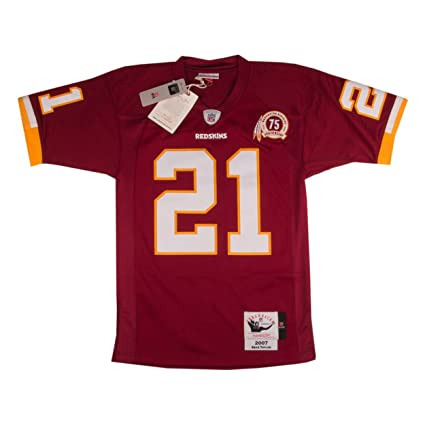 sean taylor authentic redskins jersey