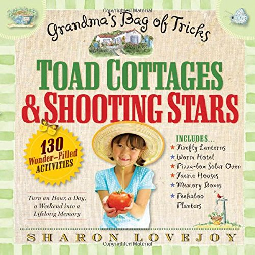 Toad Cottages and Shooting Stars: Grandma's Bag of (Cottage Star)