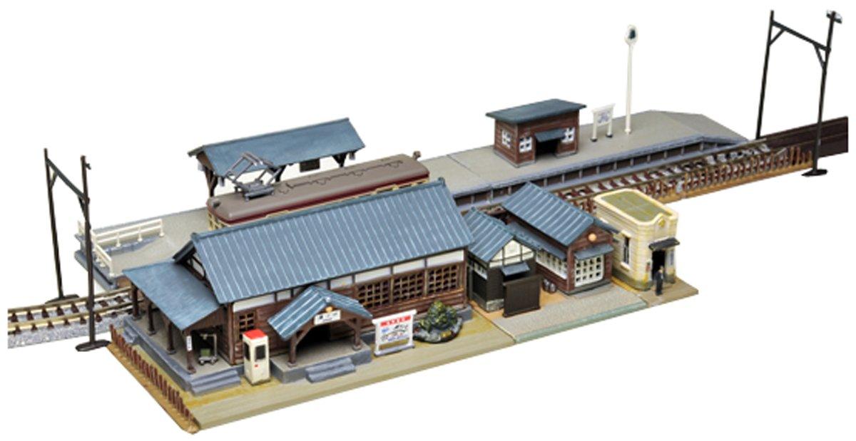建物コレクション073 駅前セット B0046EDH8I