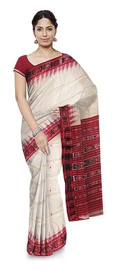 Tarini Wcs Ikat Handloom Tussar Saree (Multi-Coloured, Tarini 4)