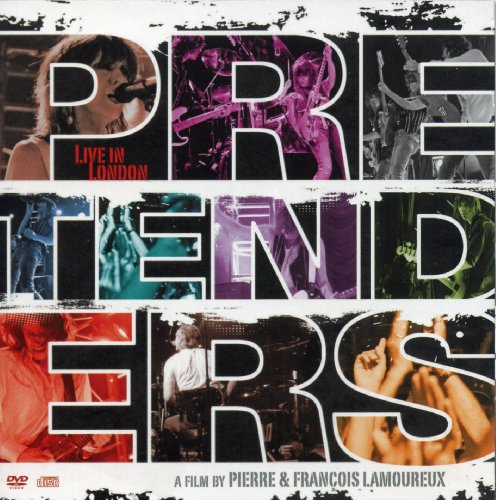 The Pretenders - Live In London ( Cd+bonus Dvd) - Zortam Music