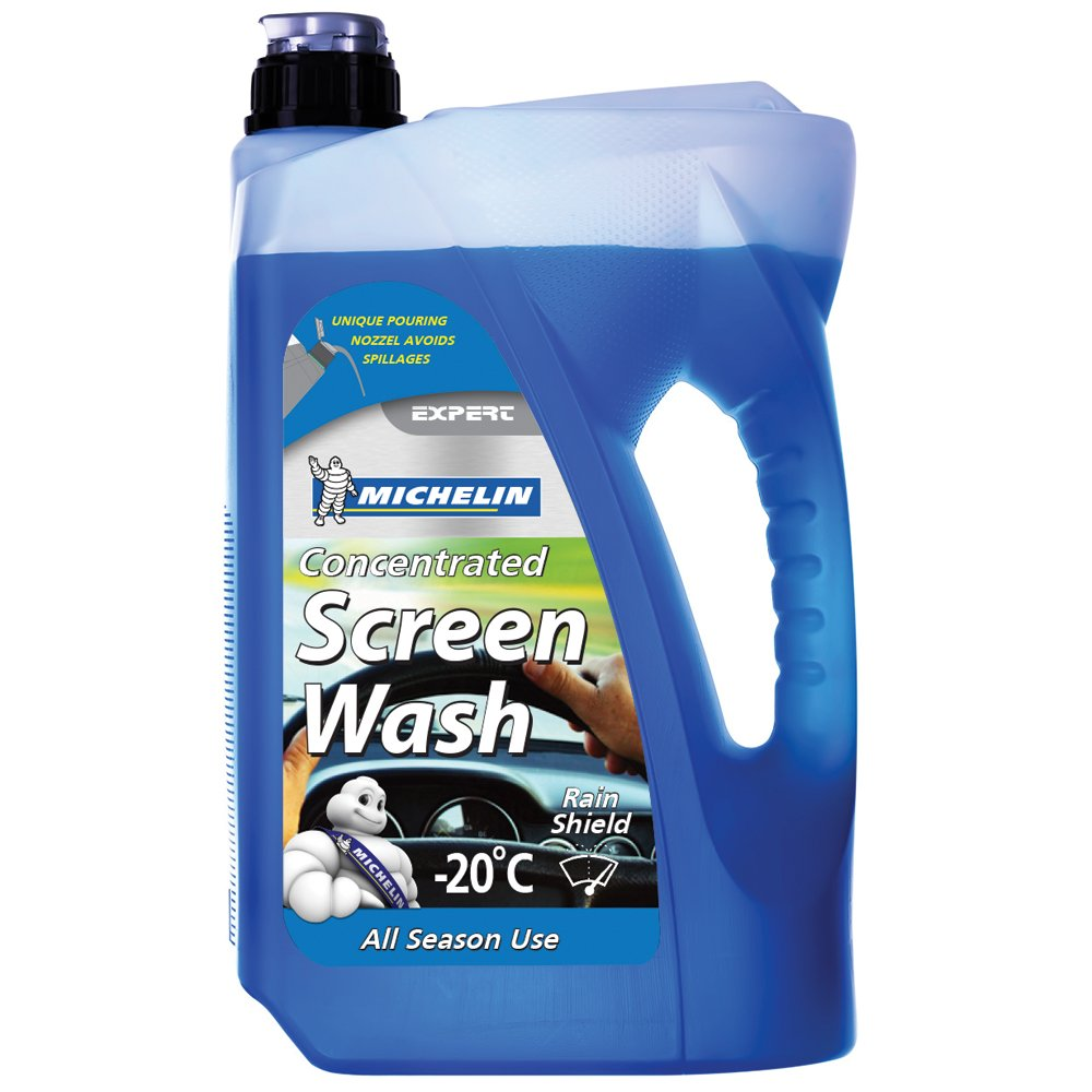 Michelin FDM501177 Screenwash Concentrate-20° C 4 ltrs Future Developments