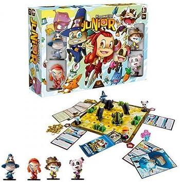 Krosmaster DOFUS Arena Junior (Castellano) (BJDPANK046): Amazon.es: Juguetes y juegos
