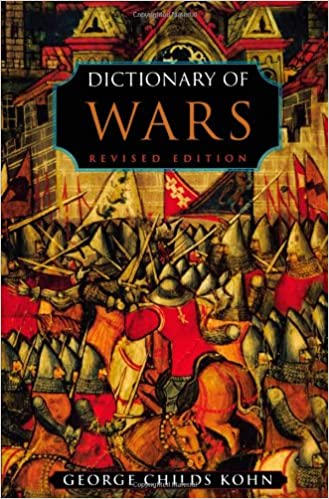 DICTIONARY OF WARS KOHN PDF