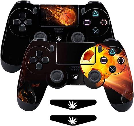 Sololife PS4 - Skin adhesivo para mando inalámbrico Sony Playstation 4 DualShock: Amazon.es: Videojuegos