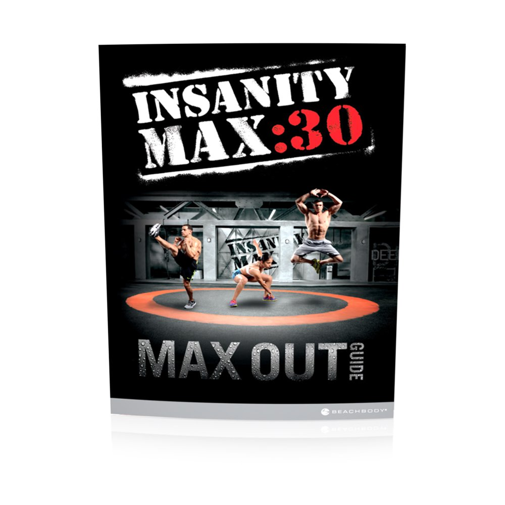 Shaun T's INSANITY MAX:30 Deluxe Kit - DVD Workout by Beachbody (Image #3)