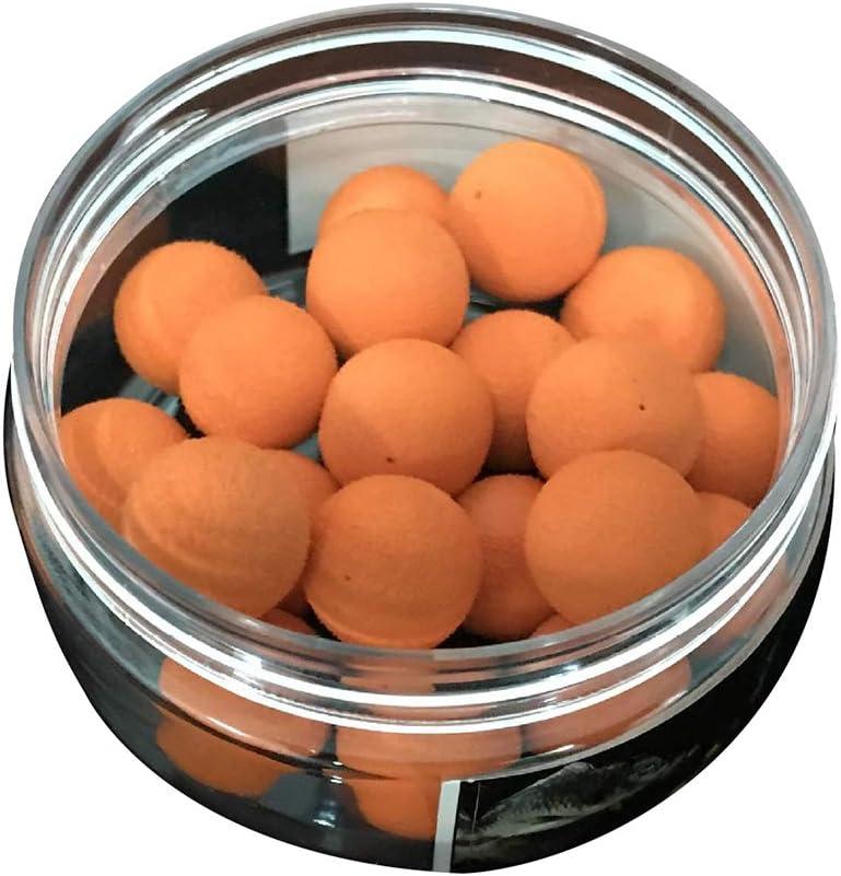 periwinkLuQ 8//10//12//14/mm PVA Ball Shape plastica artificiale falso imitazione esche esche esche da pesca alla carpa Gear kit