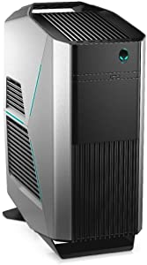 Dell Alienware Aurora R5 Gaming Desktop PC - Intel Core i7-6700 3.4GHz, 16GB, 2TB HDD + 256GB SSD, GTX 1070 8GB Graphics, DVDRW, Windows 10 Home (Renewed)