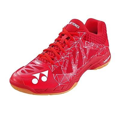 Yonex Aerus 2 MX Red 2020 New Badminton Shoes: Sports & Outdoors
