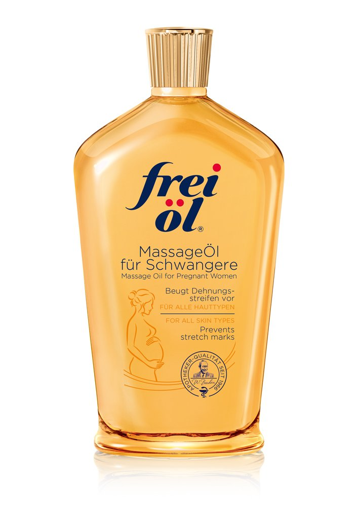 Frei Oel Oil Experts Massage Oil for Pregnant Women 200ml