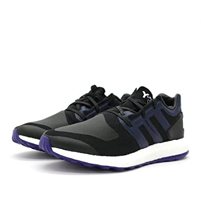 3ced891303da2 adidas Y-3 by Yohji Yamamoto Men s Y-3 Pure Boost Core Black
