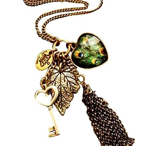 BBBS Affiliates Seelie Fairy Faerie Queen Inspired Necklace