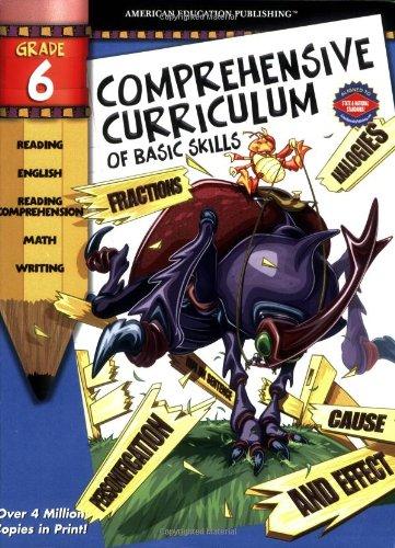 - Comprehensive Curriculum of Basic Skills, Grade 6