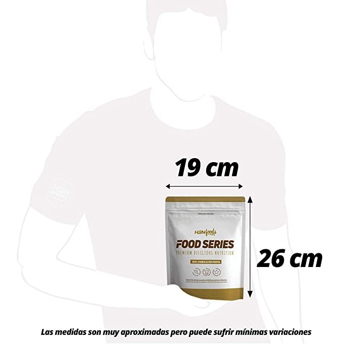 HSN RAW - Goma Xantana - Espesante Alimenticio - Ideal para Recetas Fitness - Fibra Soluble para dar Espesidad - En Polvo - 500g: Amazon.es: Salud y cuidado ...