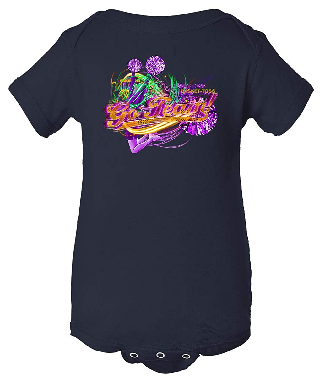 Tenacitee Babys Cheer Flash Shirt