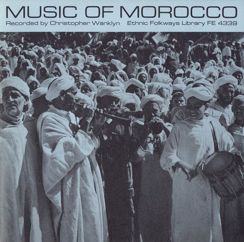 Music of Morocco / Various by Folkways Records