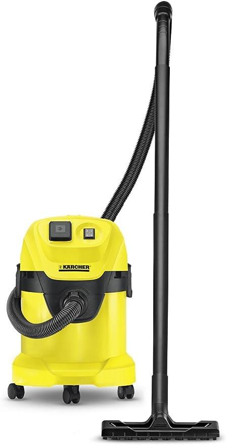 Kärcher WD 3 P Aspirador Multifunción, Corriente con control de encendido, Plástico, Model Nuevo: Amazon.es: Hogar