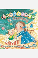 Christmas Is Coming (Carolrhoda Picture Books) Library Binding