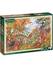 Falcon de luxe Autumn Hedgerow 500 stukjes