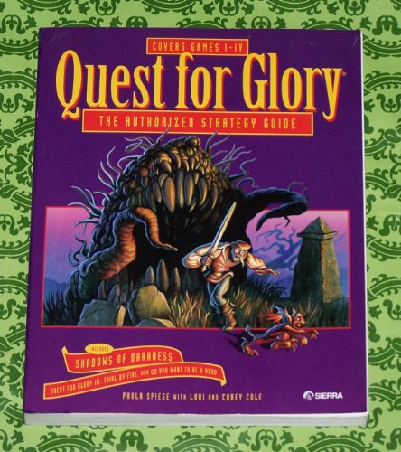quest for glory strategy guide - 1