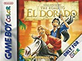 The Road to El Dorado GBC Instruction Booklet (Nintendo Gameboy Color Manual ONLY - NO GAME) Pamphlet - NO GAME INCLUDED