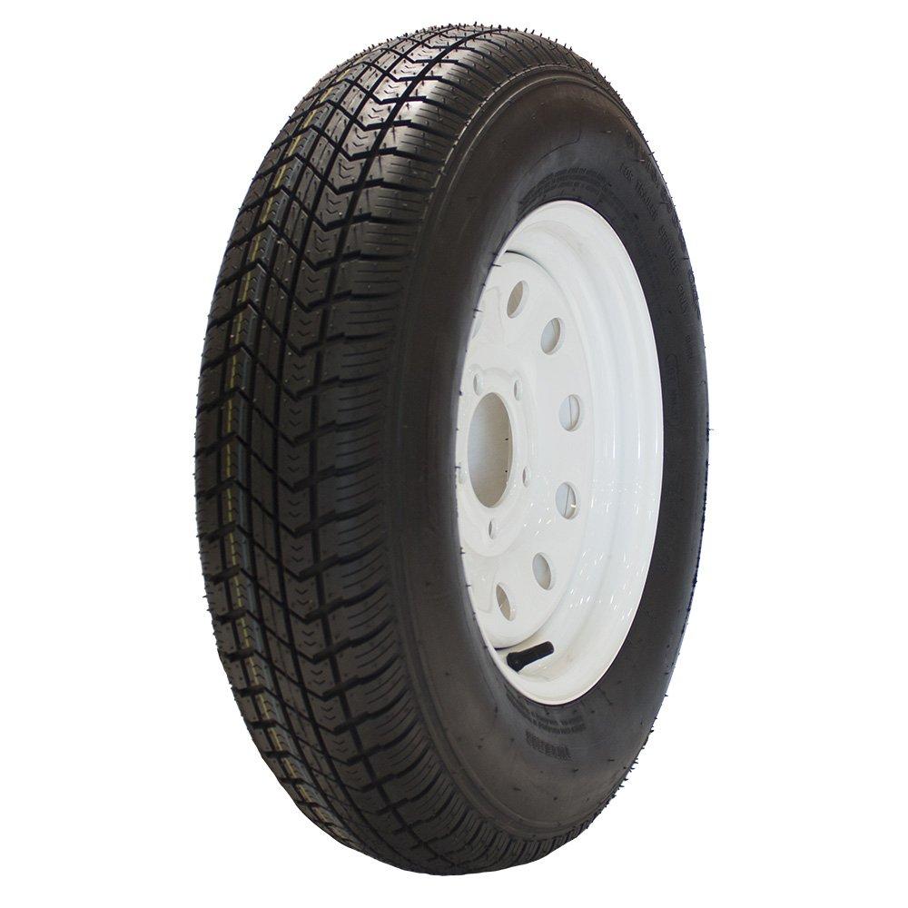 MARASTAR ST175/80D13 LRC High Speed Trailer Tire Assembly REPLACEMENT for CARRY-ON