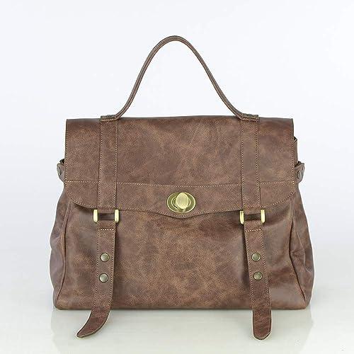 Cross body messenger laptop bag Leather Satchel Leather messenger bag Laptop women bag MELINA bag Leather bag