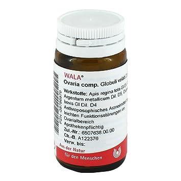 Ovaria Comp. Globuli 20 g