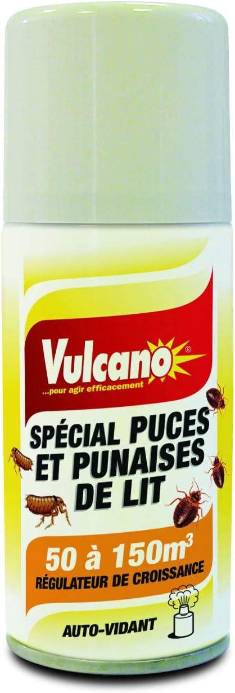 Potente aerosol contra pulgas y chinches