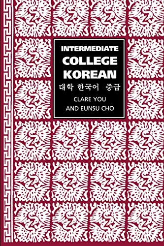 Intermediate College Korean
