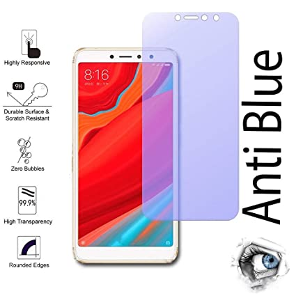c05ebef857 Tempho Anti Blue Light Resistant Tempered Glass Screen  Amazon.in   Electronics