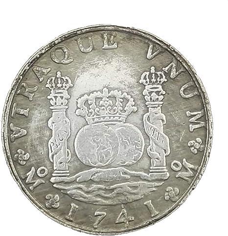 Eqerlian Monedas de Plata de un dólar de Plata Colecciones ...