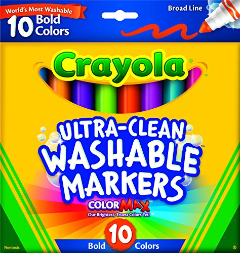roadline Bold Markers (10 Count) ()