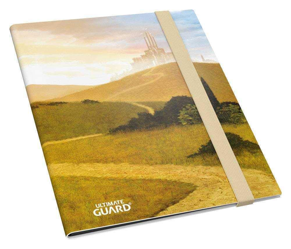 Ultimate Guard Ugd010833à Anneaux 9-Pocket Flexxfolio Lands Edition Plains I Jeu de Cartes