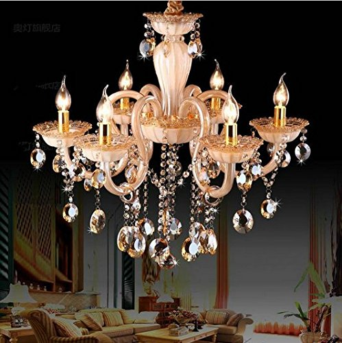 GOWE Crystal chandelier lustres de cristal luminarias para sala lustres de teto home decoration lighting fixture 110-120V,220-240V