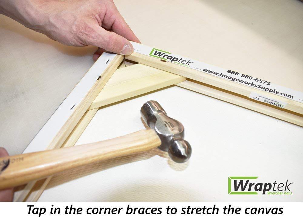 Wraptek Stretcher Bars 8 Paks 8