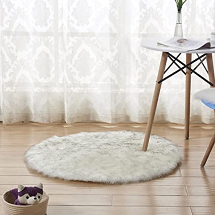 Astounding Exquisite Home Soft Faux Fur Rug Fluffy Rugs Bedside Rugs Area Rugs For Bedroom Faux Sheepskin Rugs For Floor Sofa Kids Rug Chair Cover Seat Cushion Pdpeps Interior Chair Design Pdpepsorg