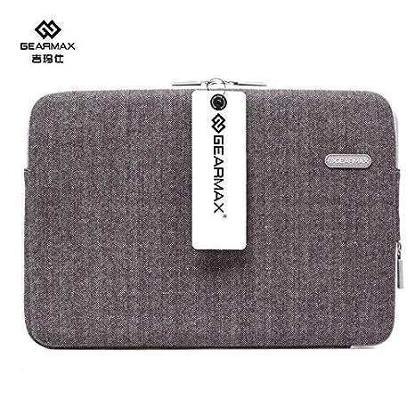 Gearmax® Limpiar la caja del filtro de la manga del ordenador portátil de 13.3 pulgadas