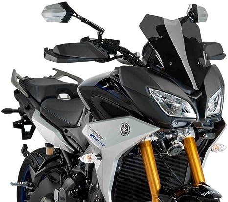 Pu 9724f Racingscheibe Z B Yamaha Tracer 900 2018 Getönt 90 Verkleidungsscheibe Auto