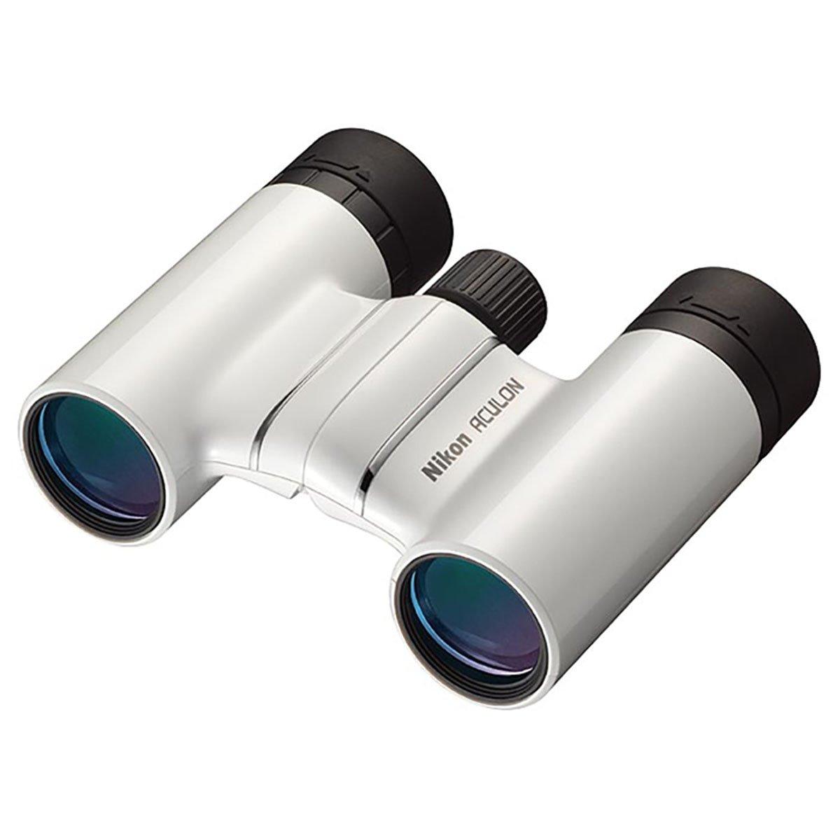 Orange Nikon 8267 Aculon 8x21 T01 Binocular