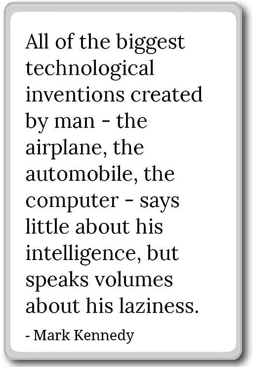 Todos los de la mayor tecnológica Invenciones CR... - Mark Kennedy ...