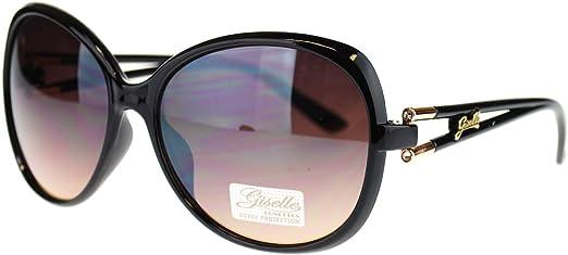 New Giselle Womens Celebrity Large Oversize Designer Sunglasses