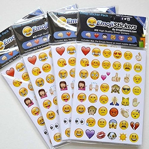 Ellen Funny Kid Costumes (19 Pack 912 Piece Random Instagram Twitter Icon Emoji Stickers Ipod Ihome Phone Iphone Home Button Luggage Laptop Macbook Notebook Diary Message Funny Smile Vinyl Sticker Reasonable Unique Decor)