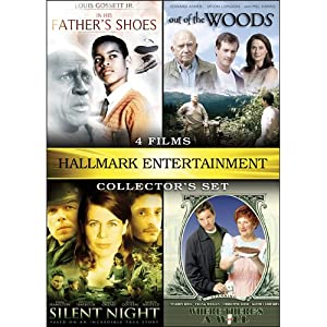 Hallmark Collector's Set Vol 3 (Silent Night / In His Father's Shoes / Out of the Woods / Where There's A Will) (2000)