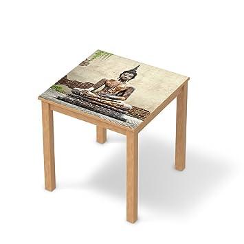 Möbeltattoo Für Ikea Norden Tisch 74x74 Cm Designfolie Klebefolie